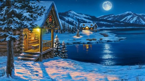 New Year Night wallpapers high quality