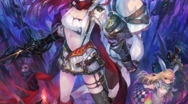 Nights Of Azure 2 Wallpaper For IPhone