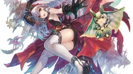 Nights Of Azure 2 Wallpaper For IPhone#1