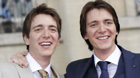 Oliver & James Phelps wallpapers high quality
