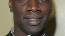 Omar Sy Wallpaper For IPhone Free
