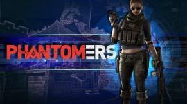 Phantomers Desktop Wallpaper HD