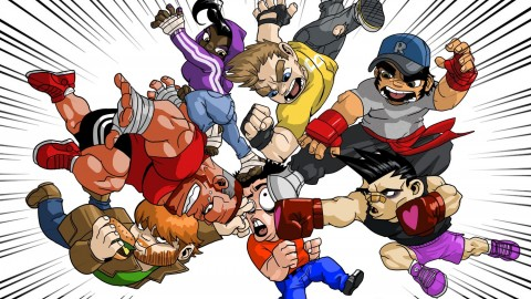 River City Ransom Underground wallpapers high quality