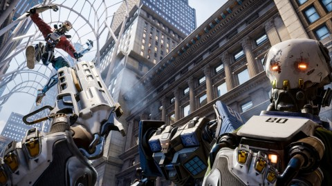 Robo Recall wallpapers high quality