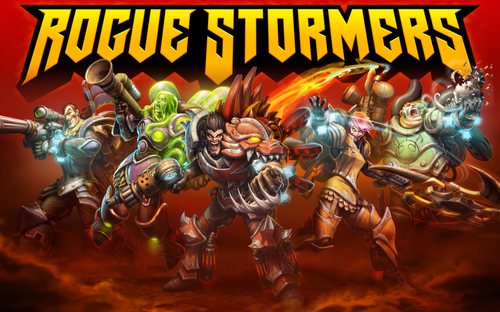 Rogue Stormers wallpapers HD
