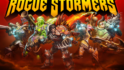 Rogue Stormers wallpapers high quality