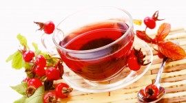 Rose Hip Tea Photo Free