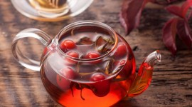 Rose Hip Tea Wallpaper For Desktop