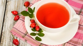 Rose Hip Tea Wallpaper Free