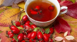 Rose Hip Tea Wallpaper Full HD