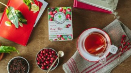 Rose Hip Tea Wallpaper Full HD#1