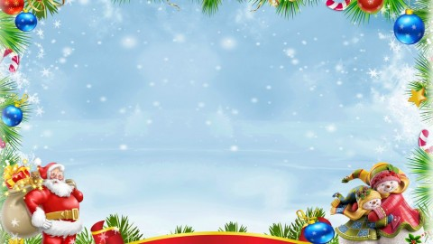 Santa Claus Frames wallpapers high quality