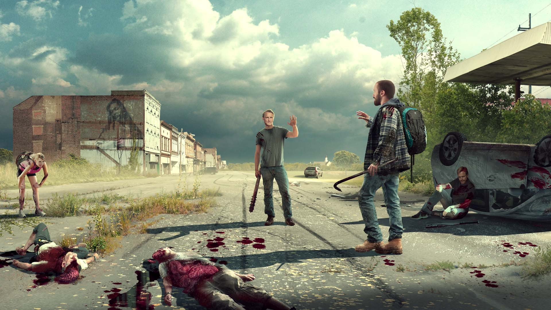 State Of Decay 2 Wallpapers High Quality | Download Free