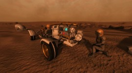 Take On Mars Aircraft Picture