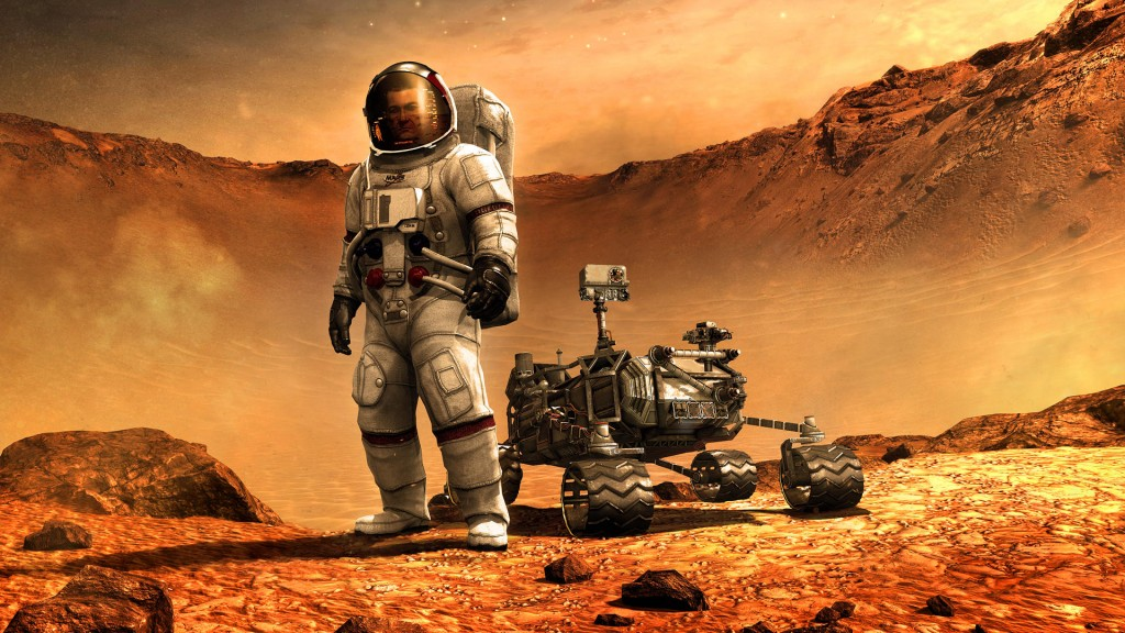 Take On Mars wallpapers HD