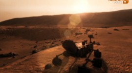 Take On Mars Desktop Wallpaper