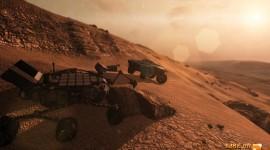 Take On Mars Desktop Wallpaper HD