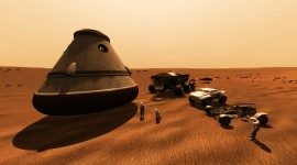 Take On Mars Image Download