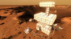 Take On Mars Wallpaper