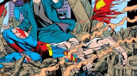 The Death Of Superman Image Download