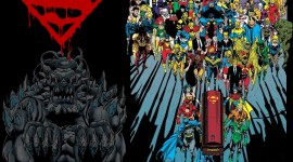 The Death Of Superman Wallpaper Full HD