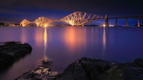 The Forth Bridge wallpapers high quality