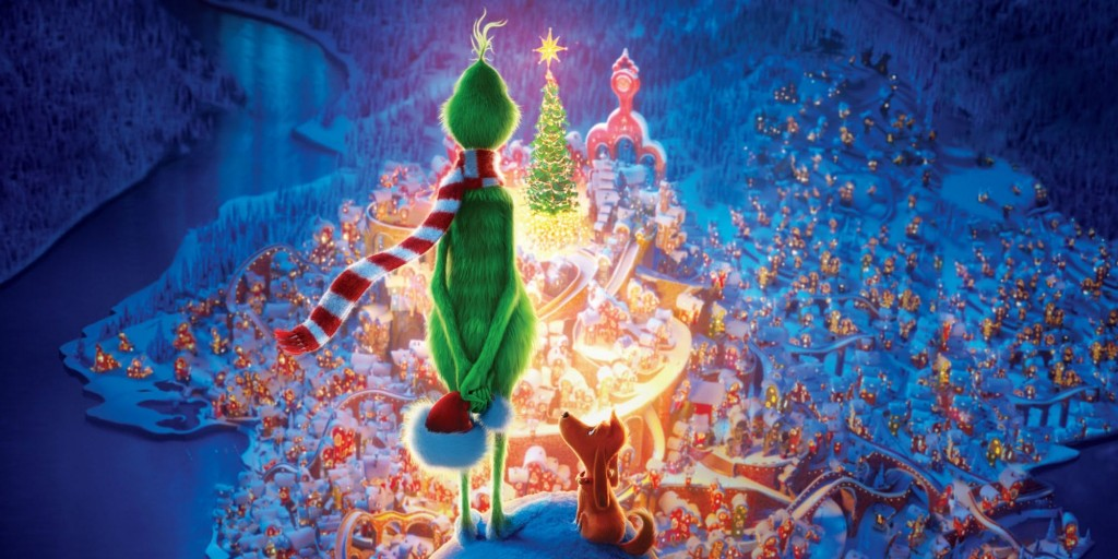 The Grinch 2018 wallpapers HD