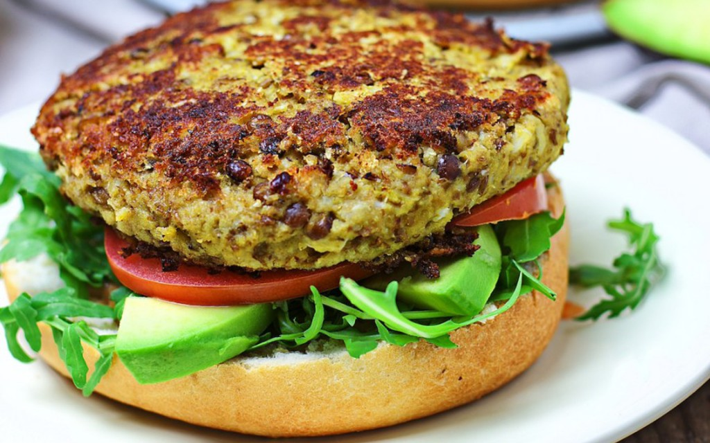 Vegetarian Burger wallpapers HD