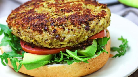 Vegetarian Burger wallpapers high quality