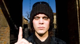 Ville Valo Wallpaper For IPhone Download