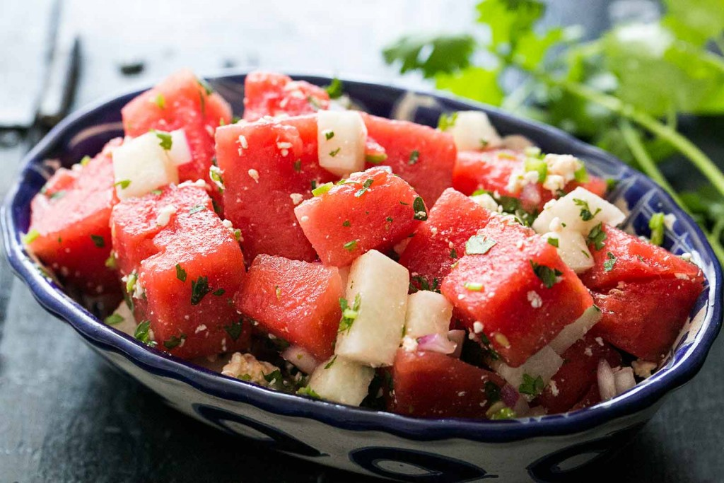 Watermelon Salad wallpapers HD