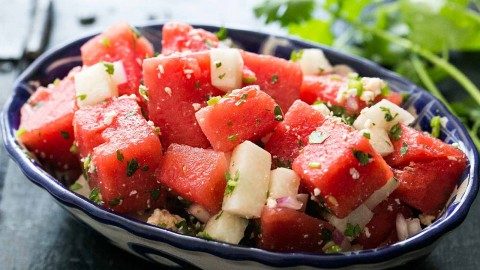 Watermelon Salad wallpapers high quality