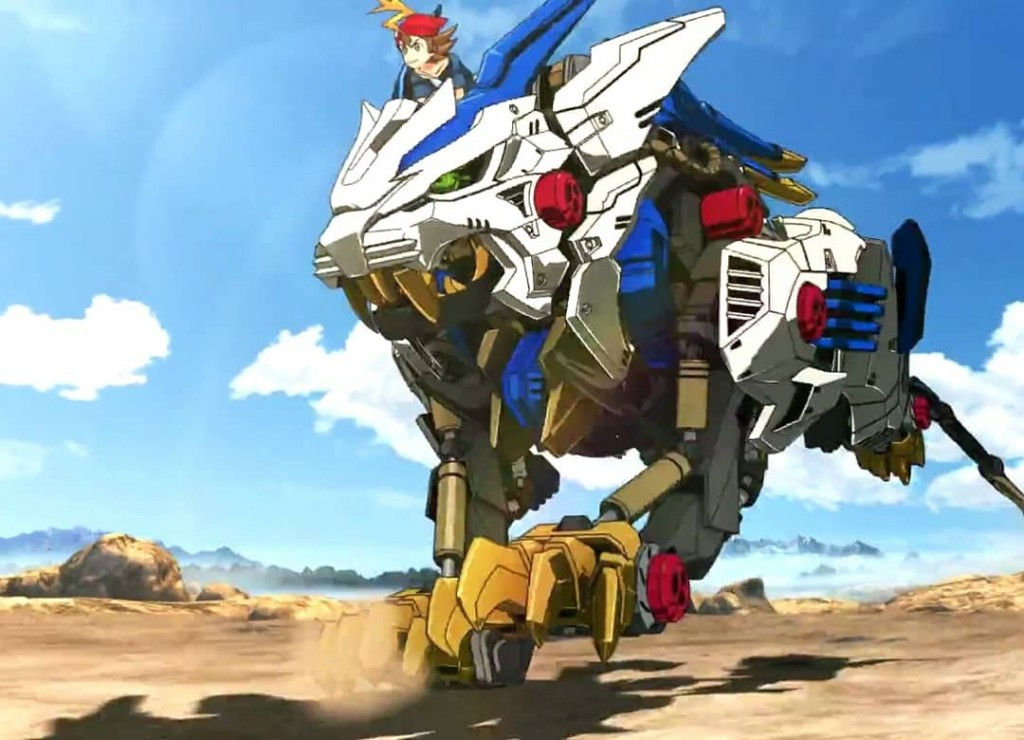 Zoids Wild wallpapers HD