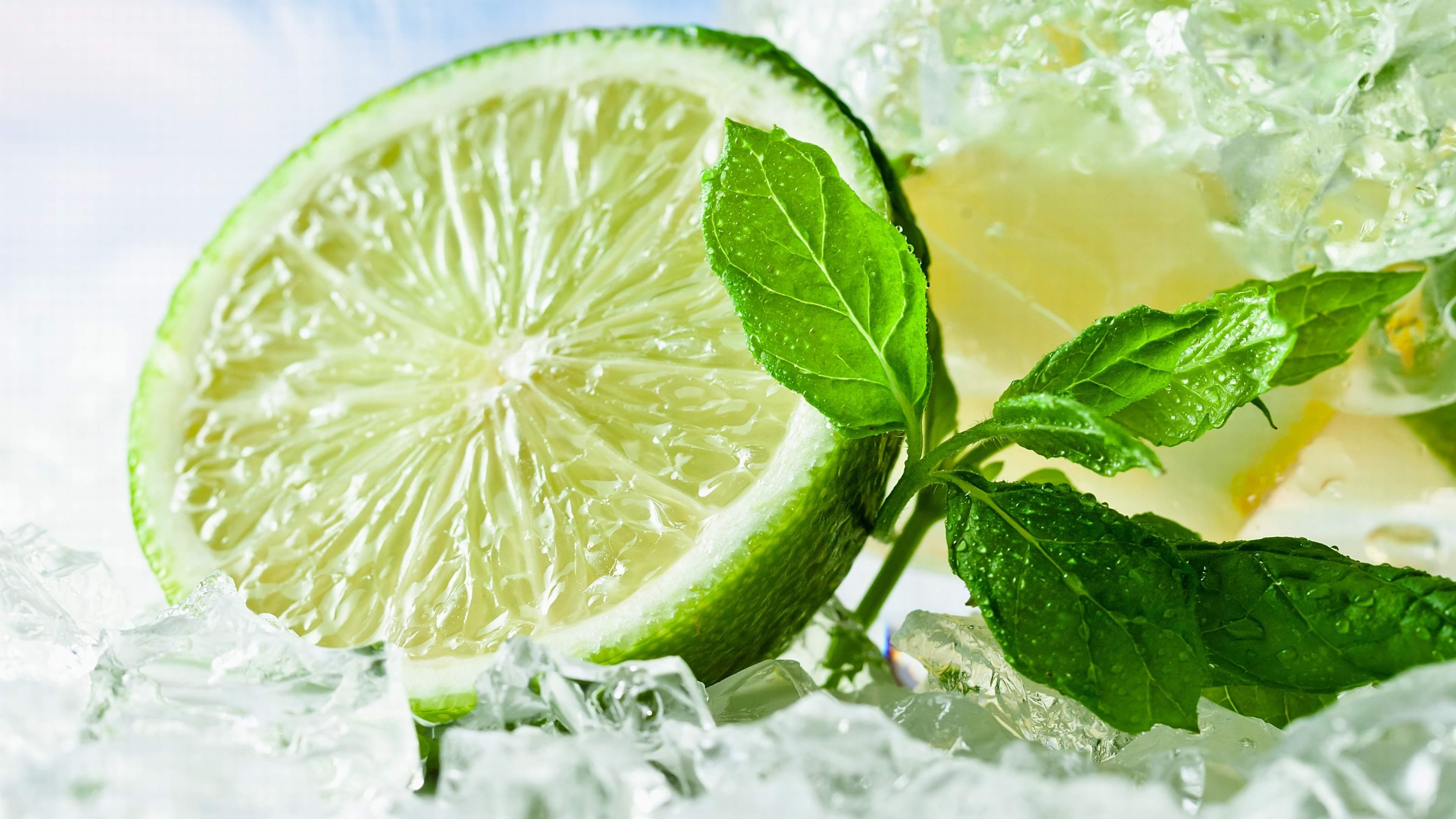 4k Green Lemon Wallpapers High Quality Download Free