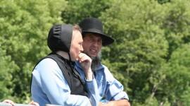 Amish Wallpaper