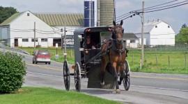 Amish Wallpaper Background