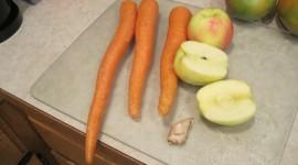 Apple Carrot Wallpaper 1080p