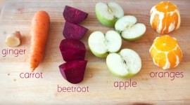 Apple Carrot Wallpaper Download