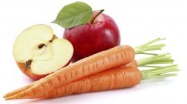 Apple Carrot Wallpaper Free