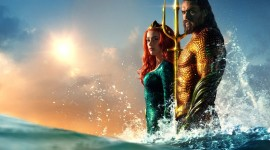 Aquaman Wallpaper 1080p