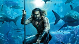 Aquaman Wallpaper Background