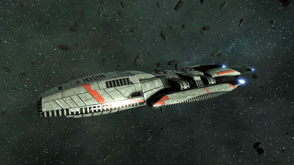 Battlestar Galactica Deadlock wallpapers HD