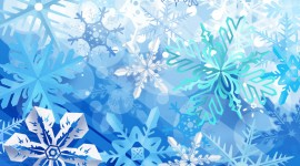 Beautiful Snowflakes Image Download