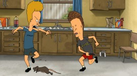 Beavis And Butt-Head Wallpaper For PC