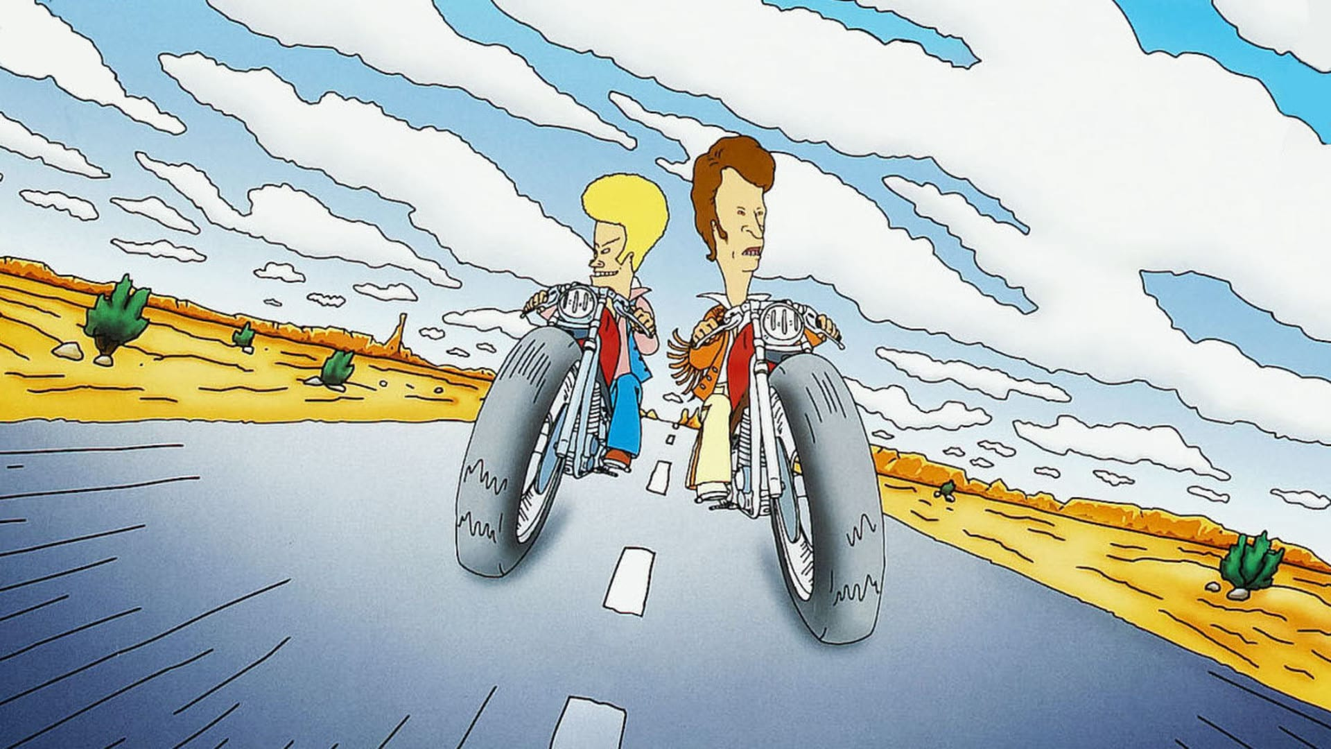 Beavis And Butt-Head Wallpapers High Quality | Download Free
