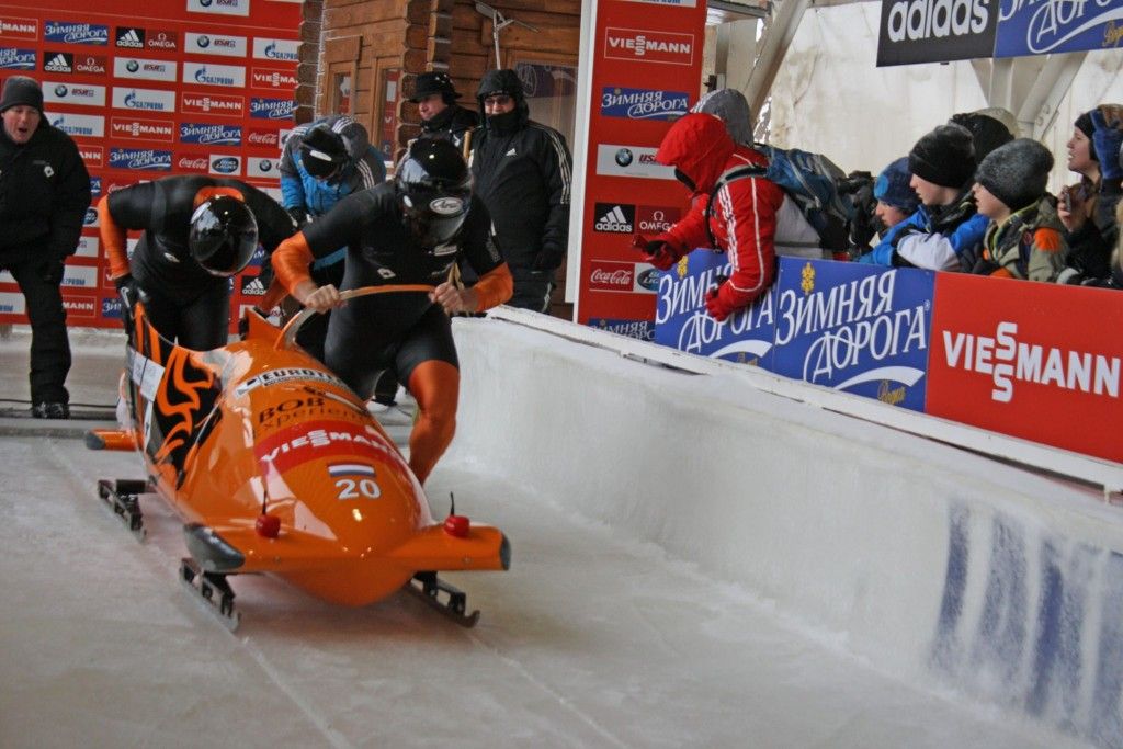 Bobsleigh Track wallpapers HD