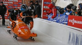 Bobsleigh Track Wallpaper Download