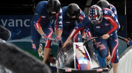Bobsleigh Track Wallpaper Free