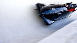 Bobsleigh Track Wallpaper HD