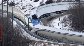 Bobsleigh Track Wallpaper High Definition